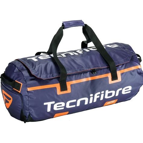 tecnifibre rackpack team atp duffel bag blueorange tennisnutscom