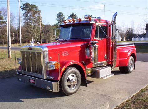 ford peterbilt pickup truck conversion