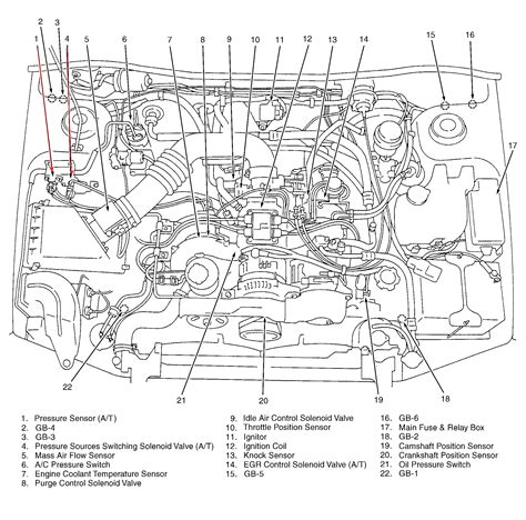 2003 Subaru Outback Wagon Engine Diagram by I A 97 Subaru Outback Wagon With A Check Engine Light
