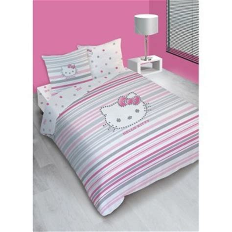 housse de couette hello dotty 2 taies