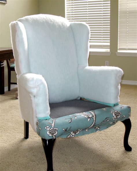 reupholster a chair modest maven vintage blossom wingback chair