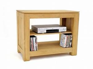 Petit Meuble Tele : petit meuble tv ouvert holly 1 tag re meubles bois massif ~ Teatrodelosmanantiales.com Idées de Décoration