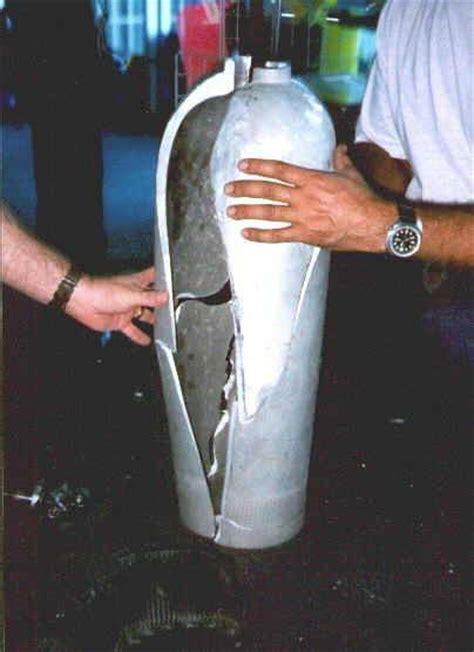 gallon tanks explodes pics page    forum