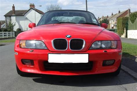 For Sale (1997) Hell Red Bmw Z3, 2.8 Wide Boy