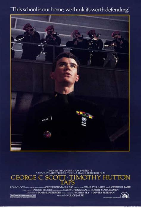 timothy hutton military school movie made me want to go to military school stop watch