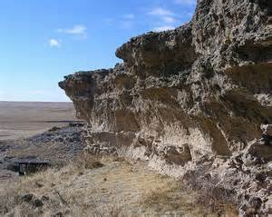 agate fossil beds national monument ancient rock ash and sandstone cliffs flickr photo