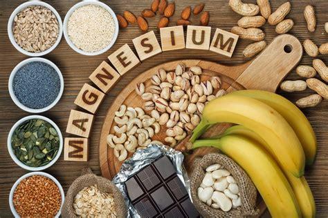 alimenti ricchi in magnesio 10 alimenti ricchi di magnesio dove si trova e quali sono