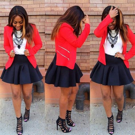 FLARE SKIRT OUTFIT | fashion inspiration | Pinterest