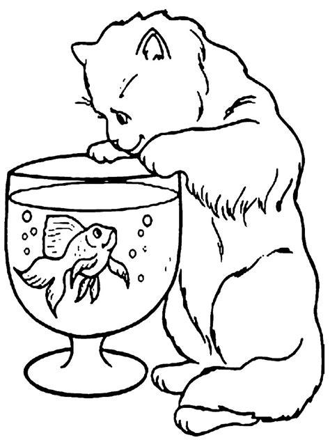 Dibujos Para Colorear Imprimir 89 Dibujos De Gatos Para Imprimir Y Colorear Colorear