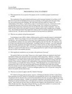 professional statement for nursing resume sle goal statement for graduate nursing school cover letter template nursing graduate best
