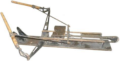 Early Rowing Machine Boston
