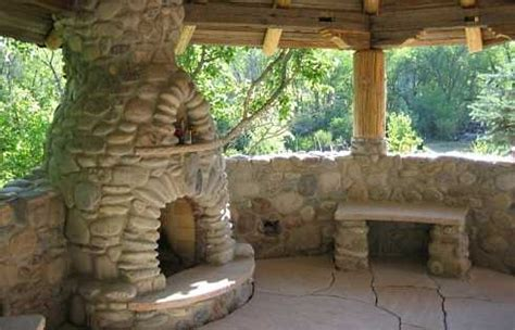 river rock fireplace standout river rock fireplaces cottage cuties