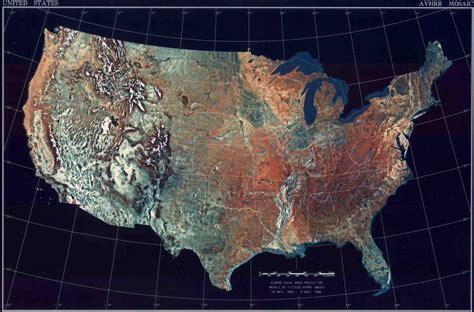 map  usa satellite map worldofmapsnet  maps
