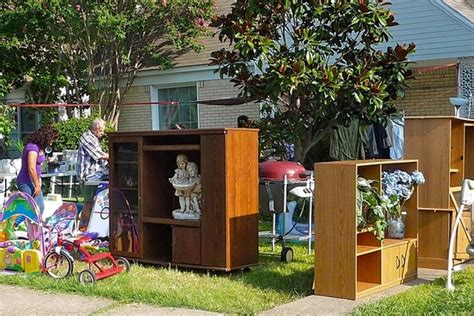 serial garage sales prompt local crackdowns wsj