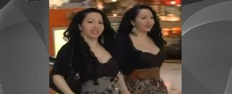 lucy and anna decinque before twin sisters who share one boyfriend spend 200 000 on