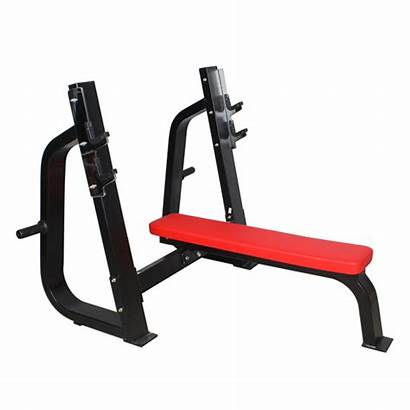 Heavy Bench Duty Flat Gym Equipment Fitness