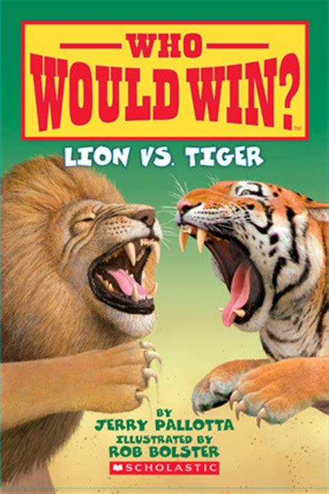 win lion  tiger  jerry pallotta reviews