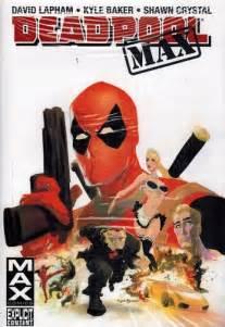 Deadpool Comic Book Covers
