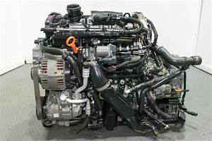 Used Volkswagen Edm 2 0 Tsi  Tsfi Engine For Mk5 Gti B7