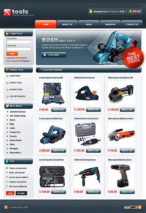 store template how to run an store step by step