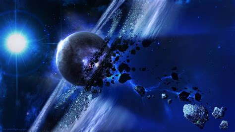 Meteor planet star. Android wallpapers for free.