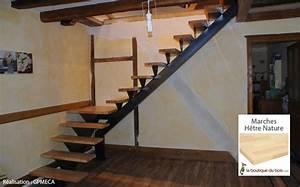 Escalier Metal Prix : prix escalier quart tournant ~ Edinachiropracticcenter.com Idées de Décoration