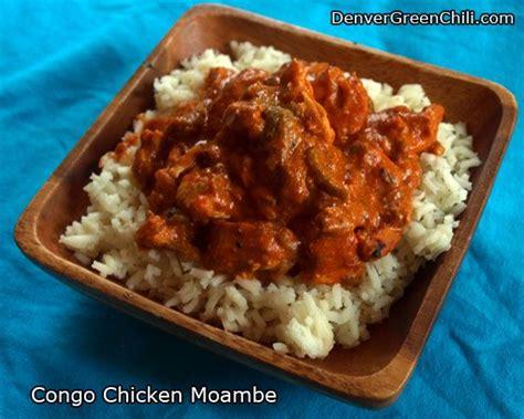 cuisine confo congo chicken moambe recipe butter the peanuts and