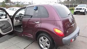 2001 Chrysler Pt Cruiser  Purple - Stock  13-3500a