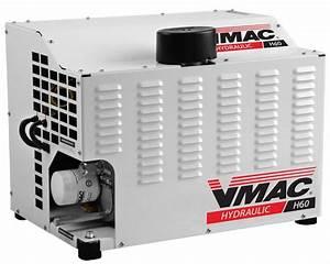 60 Cfm Hydraulic Air Compressor
