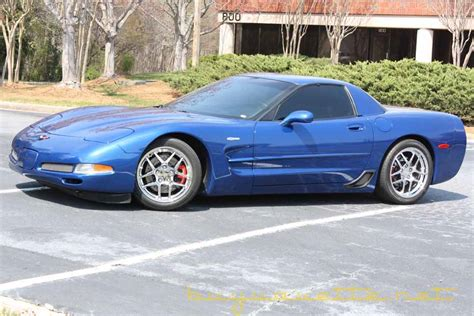 corvette  supercharged  sale