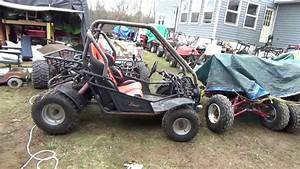 No Spark Off Road Go Cart  Cheap And Easy Fix   14 Gets It