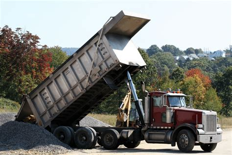 dump truck how do you become a dump truck driver truckers training
