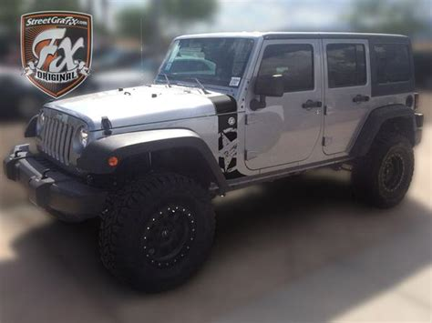 jeep wrangler graphics wrangler stripes jk graphics
