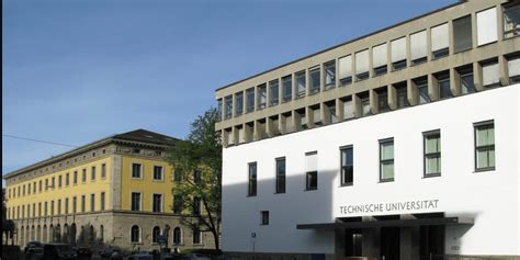 technical university  munich ranking reviews