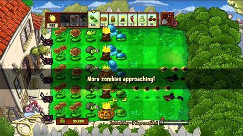 zombies plants vs play