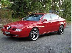 2000 Alfa Romeo 166 Photos, Informations, Articles