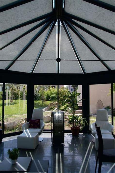 store toiture veranda interieur store v 233 randa le meilleur pour isoler et prot 233 ger du