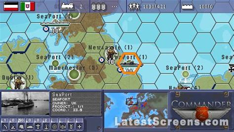 military history commander europe  war screenshots