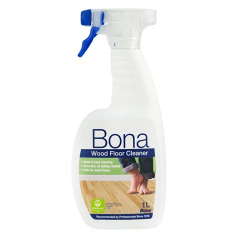 Bona Hardwood Floor Cleaner Spray by Bona Wood Floor Cleaner Spray Wood Finishes Direct