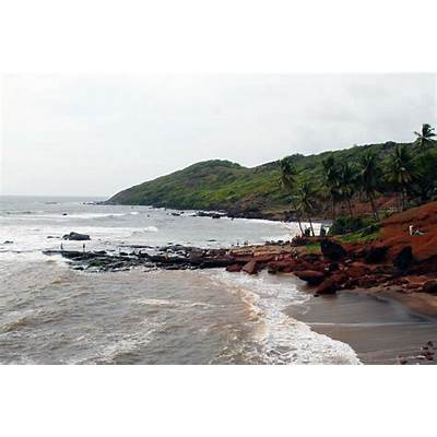 Image of Anjuna Beach – My India