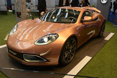 Germany's Artega Reborn As Electric Sports Car And