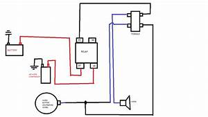 Air Horn Wiring Images