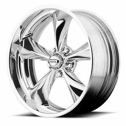Racing American Custom Wheels Finish 17x10 Inch