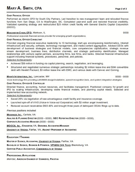 Finance Resume by Financial Analyst Resume Sle Fastweb Finance Resume