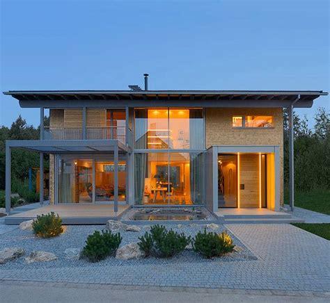 Moderne Häuser Aus Lehm by Chalet Bauen In Der Schweiz Baufritz