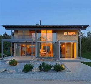 Modernes Landhaus Bauen : einfamilienhaus bauen in der schweiz schl sselfertige holzh user baufritz ~ Bigdaddyawards.com Haus und Dekorationen