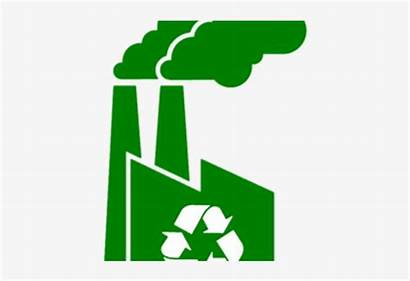 Factory Icon Clipart Recycling Format Transparent Pngkey