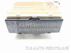 Fuse Box For Lexu Rx 330