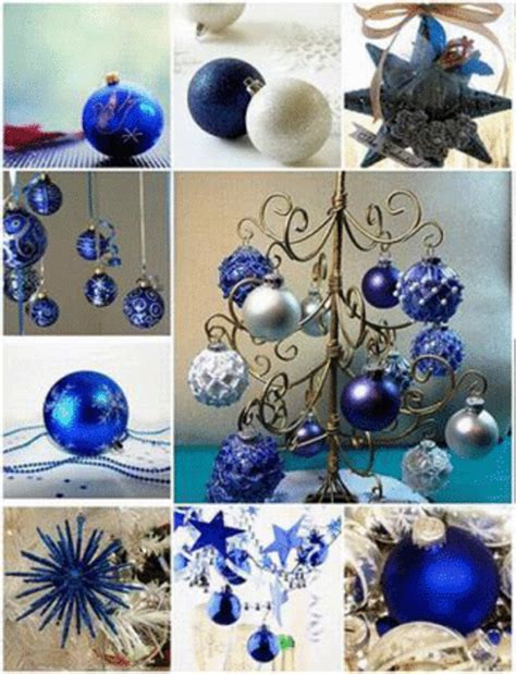 sky blue christmas colors for holiday decorating design