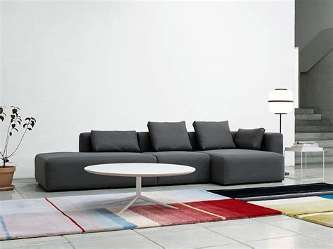 canap lounge hd home design mags compo lounge droite hay